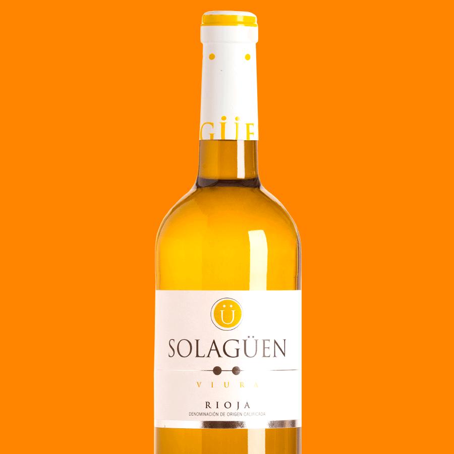 Solagüen Blanco 2018